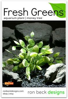 Plastic Aquarium Plant