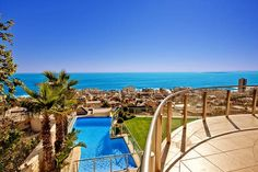 The view from this Villa is amazing, perfect location for film and photo-shoots