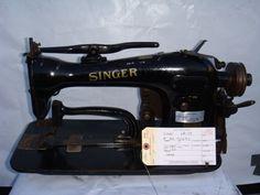 SINGER 68-39, SPECIAL MACHINE, BOX X SEWING MACHINE