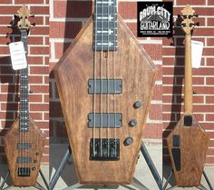Cool Bass Guitars - Gallery