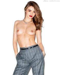 Remarkable, miranda kerr nude at playboy