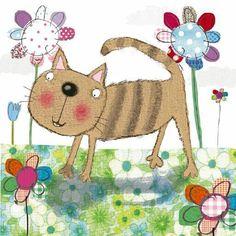 Katie Saunders - professional children's illustrator, view portfolio
