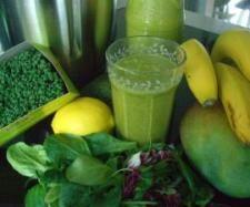 ABNEHMEN!!!??? Grüner Smoothie BASIS-REZEPT NEU: Antioxidanten f Vitalität/Verjüngung u Figurkontrolle durch Chlorophyll in grünem Blattgemüse! Rohkost*