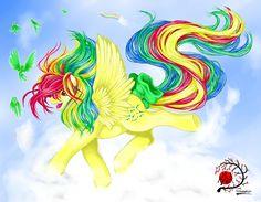 MLP: Skydancer by Manasurge on DeviantArt
