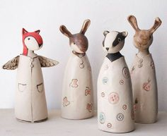 Jo Lucksted ceramics