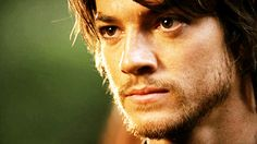 Craig Horner as Richard Cypher in ABC's Legend of the Seeker... Can't wait to see him in the CW's new show Joey Dakota.