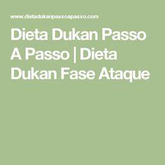 Dieta Dukan Passo A Passo   Dieta Dukan Fase Ataque