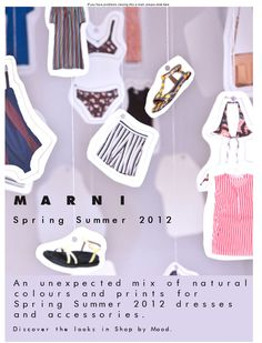 Marni Newsletter