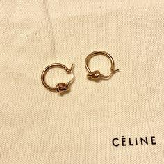 CELINE Earrings & Piercings Earrings & Piercings