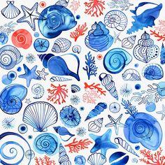 Margaret Berg Art: Shelly Beach ©Margaret Berg.  www.margaretbergart.com