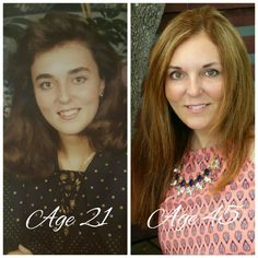 A 25 year difference! See how natural Botox and Fillers can look with an Experienced Medical Practitioner injecting your face. Age Easy!  www.laverniamedspa.com