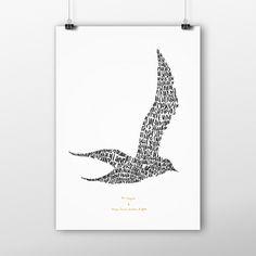 'The Seagull' & 'Vanya, Sonia, Masha & Spike'   poster design