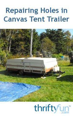 9d3bc27dfc (4) Coleman Popup Tent Trailer roof repair with SPEEDOKOTE white bedliner -  YouTube | Pop-up Restoration, Parts, Maintenance | Coleman pop up campers,  Pop ...
