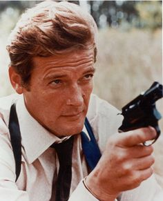 Roger Moore!