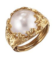 Kenneth Jay Lane Branch Out ring