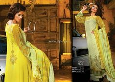 Ittehad Fall Linen Collection 2012 for Women Pictures