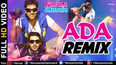 Ada - Remix HD Video Song | Garam Masala | Akshay Kumar & John Abraham |...