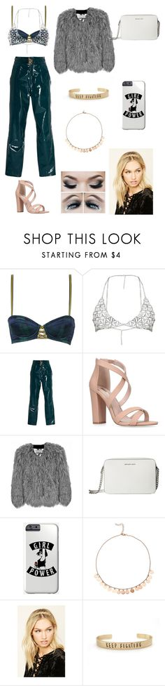 """With Little Mix And One Direction At A Club In  Tokyo"" by monalisa34 ❤ liked on Polyvore featuring Puma, Zeynep Arçay, Miss KG, Florence Bridge, MICHAEL Michael Kors and Forever 21"