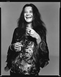 Richard Avedon - Janis Joplin