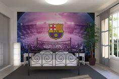 FC Barcelona photo wall