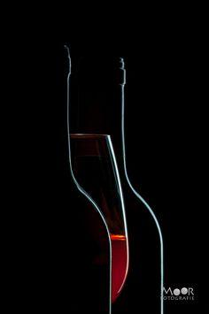 Wijnflessen en DIY Striplights