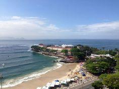 No fim de semana passado completamos 5 meses de casados e pra comemorar resolvemos finalmente conhecer um pouco do Rio de Janeiro. Nem fui com a intenção