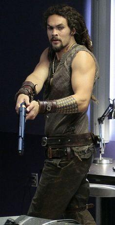 Jason Momoa as Ronon Dex (Stargate: Atlantis)