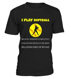 """# Softball  Is Relaxing Part Of My Day Funny Shirt Gift .  Special Offer, not available in shops      Comes in a variety of styles and colours      Buy yours now before it is too late!      Secured payment via Visa / Mastercard / Amex / PayPal      How to place an order            Choose the model from the drop-down menu      Click on """"Buy it now""""      Choose the size and the quantity      Add your delivery address and bank details      And that's it!      Tags: Softball  Is Relaxing Part Of…"""