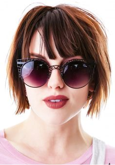 The Fleur by Quay eyewear is now in store, along with the rest of our Spring collection!
