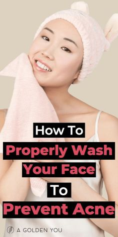 How To Properly Wash Your Face To Prevent Acne? Have you been using great skin c Skin Care Regimen, Skin Care Tips, Summer Beauty Tips, Healthy Skin Tips, Best Face Products, Beauty Products, Homemade Skin Care, Wash Your Face, Acne Prone Skin