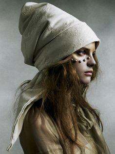 Jeisa Chiminazzo by Michelangelo di Battista for Vogue Italia