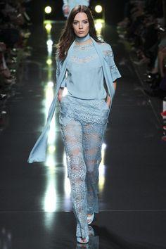 Elie Saab womenswear, spring/summer 2015, Paris Fashion Week