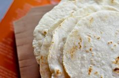 Homemade Flour Tortillas for my Mexican party this weekend