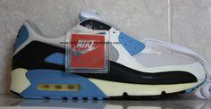 """Air Max 90 'Laser Blue"""" 1990"""