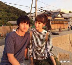 """ep.7 Mirei Kiritani x Kento Yamazaki, J drama """"Sukina hito ga iru koto (A girl & 3 sweethearts)"""", Aug/29/2016"""