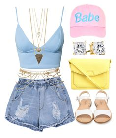 """""""Untitled #1100"""" by lulu-foreva ❤ liked on Polyvore"""