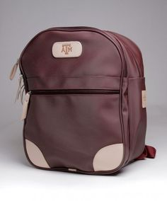 leather backpacks with initials Backpack Tools
