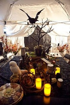 Harry Potter Party Decor