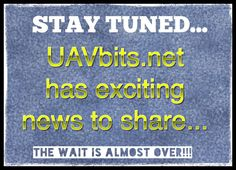 #dji #drones #dronesforgood  Whoo-Hoo SOON we will be sharing the NEWS!!!! Exciting times at uavbits.net