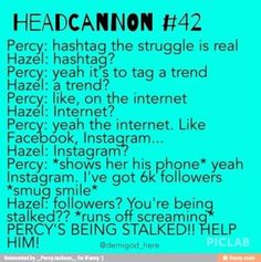 the Love of Fandoms - Percy Jackson - Community - Google+
