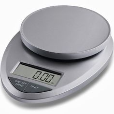 Mommy's Gone Crazy: EatSmart Precision Pro Kitchen Scale Review & Giveaway