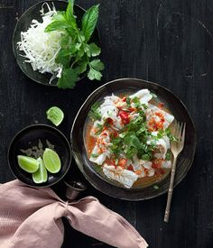 Spicy prawn salad recipe | Prawns recipe - Gourmet Traveller