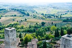 San Gimignano, Italy - our favorite town in Tuscany