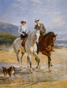 Heywood Hardy - Pleasant Company