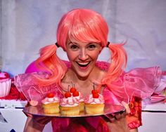 Go see Pinkalicious at Adventure Theatre-MTC this summer!  Read the Our-Kids.com review.  Photo by Bruce Douglas.