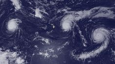 Así se elige el nombre de los huracanes #Naturaleza