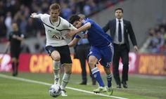 Dier signs new Spurs deal = Tottenham Hotspur midfielder Eric Dier has signed a new five-year contract with the club. The English international joined Spurs in 2014 from Portuguese side Sporting CP.  Dier, 22, has quickly established himself in.....