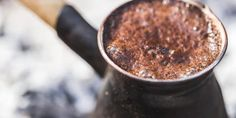 Turkish Coffee Diet Weighting 7 Kilos a Week - Pizlo pin Coffee Brownies, Coffee Presentation, Types Of Coffee Beans, Coffee Counter, Coffee Illustration, Turkish Coffee, Detox Recipes, Coffee Recipes, Diet And Nutrition
