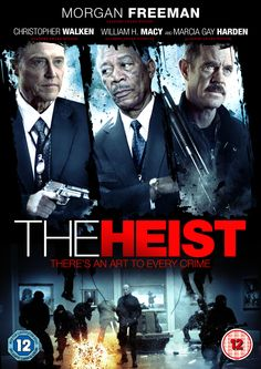It was a stroke of genius, but now the perfect crime is turning into a perfect disaster. Charles (Freeman), Roger (Walken) and George (H.Macy) are the very picture of honest security guards. But when they learn their favorite artworks are being sent to another museum, they concoct a plan to switch the real masterpieces with fakes. All goes well until a mistake forces these first-time thieves into a last-minute escapade.