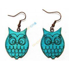 #owl #earings